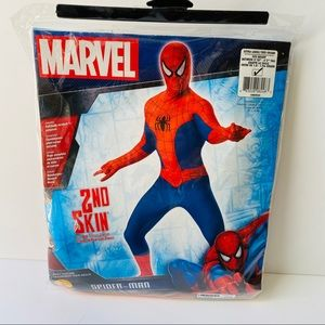 Men's Spider-Man Costume XL